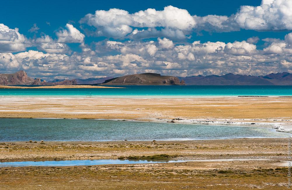 Озеро Намцо. Тибет