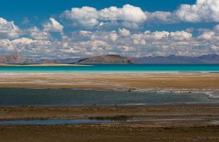 Отчет о горном походе в районе озера Намцо, хребта Ньенчен-Тангла (Центральный Тибет, провинция Ю)
