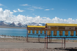 Что происходит в тибетском монастыре Таши До