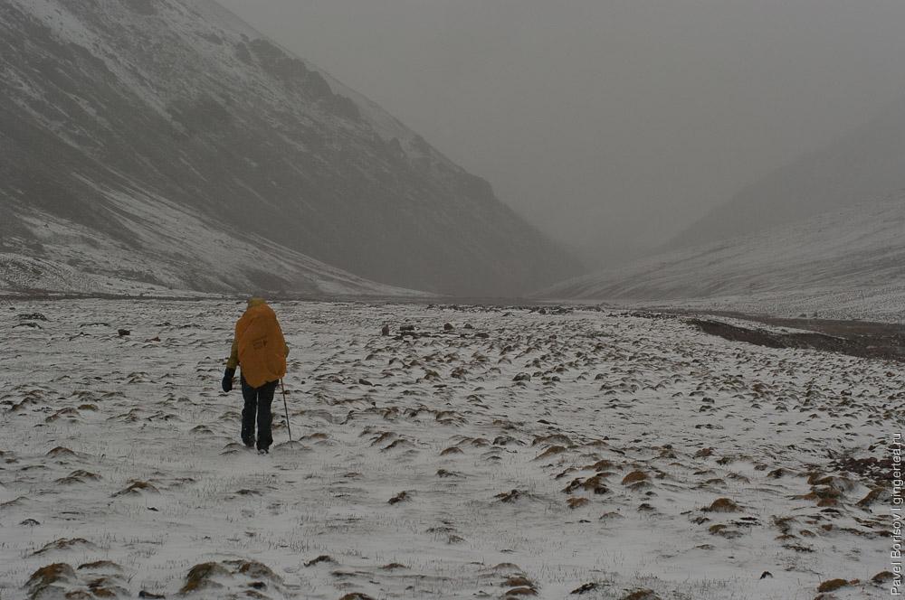 Отчет о горном походе в районе озера Намцо, хребта Ньенчен Тангла (Центральный Тибет, провинция Ю)