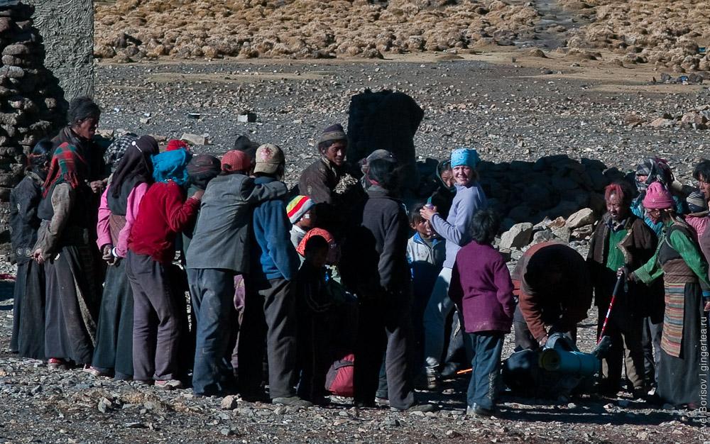 Зигзаги Брахмапутры (поход в Тибете, отчет)