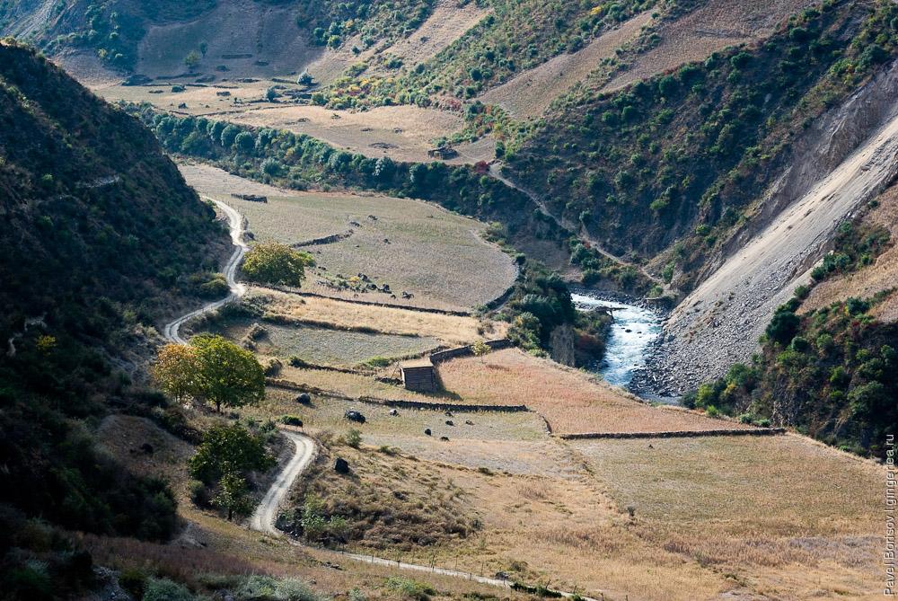 приток реки Салуин