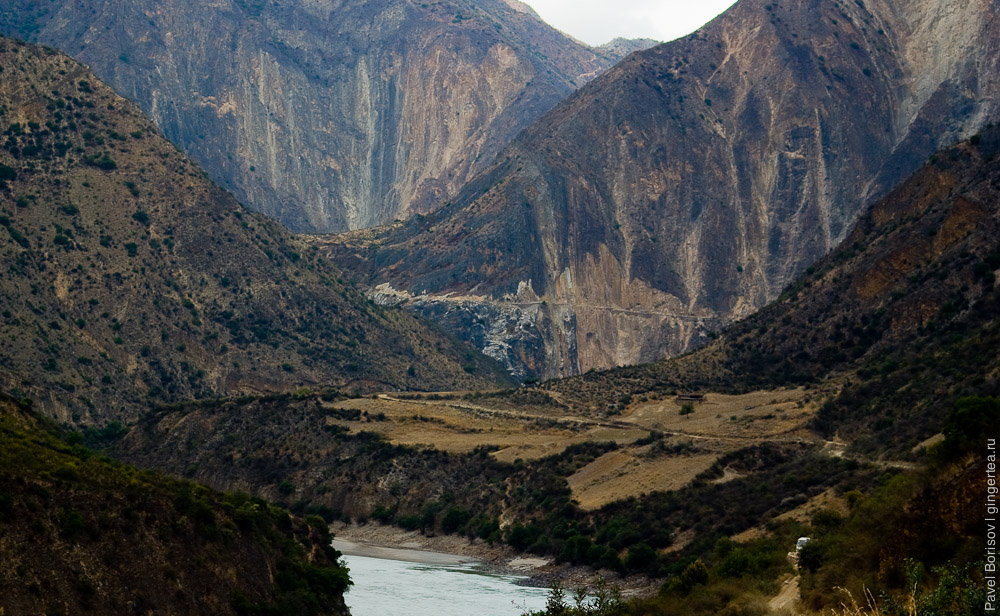 Салуин в Тибете