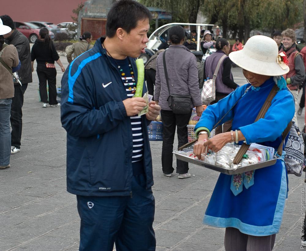 Чайна туристо облико морале