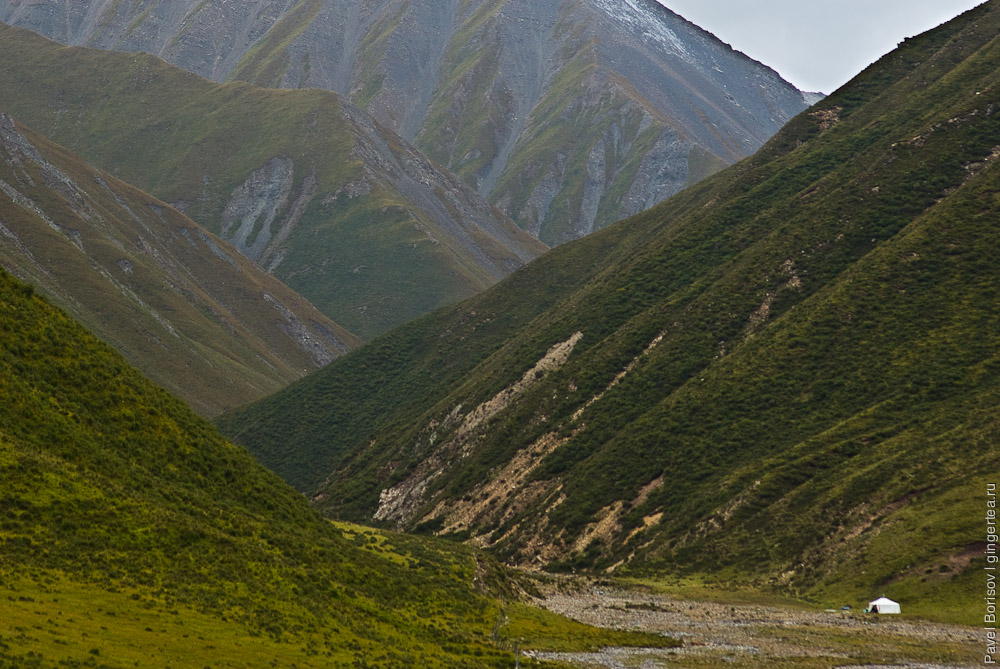 Цинхай, Амнэ-Мачин, Qinghai, Amnye Machen