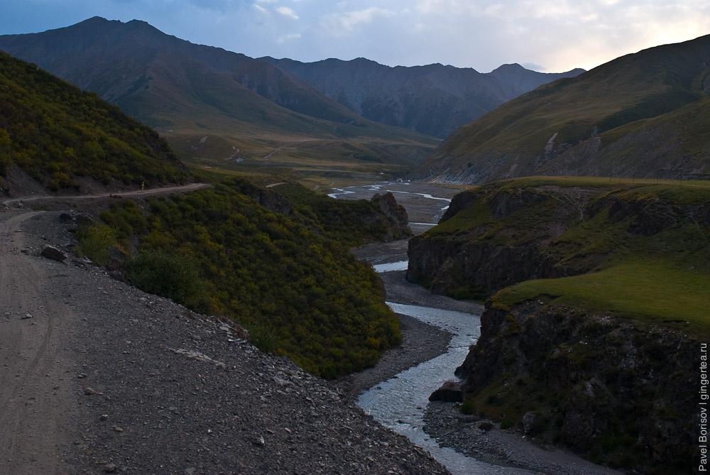 долина в Цинхае, Qinghai valley