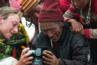 В гостях у тибетцев-кочевников. Пешком из Цинхая в Сычуань, часть 3