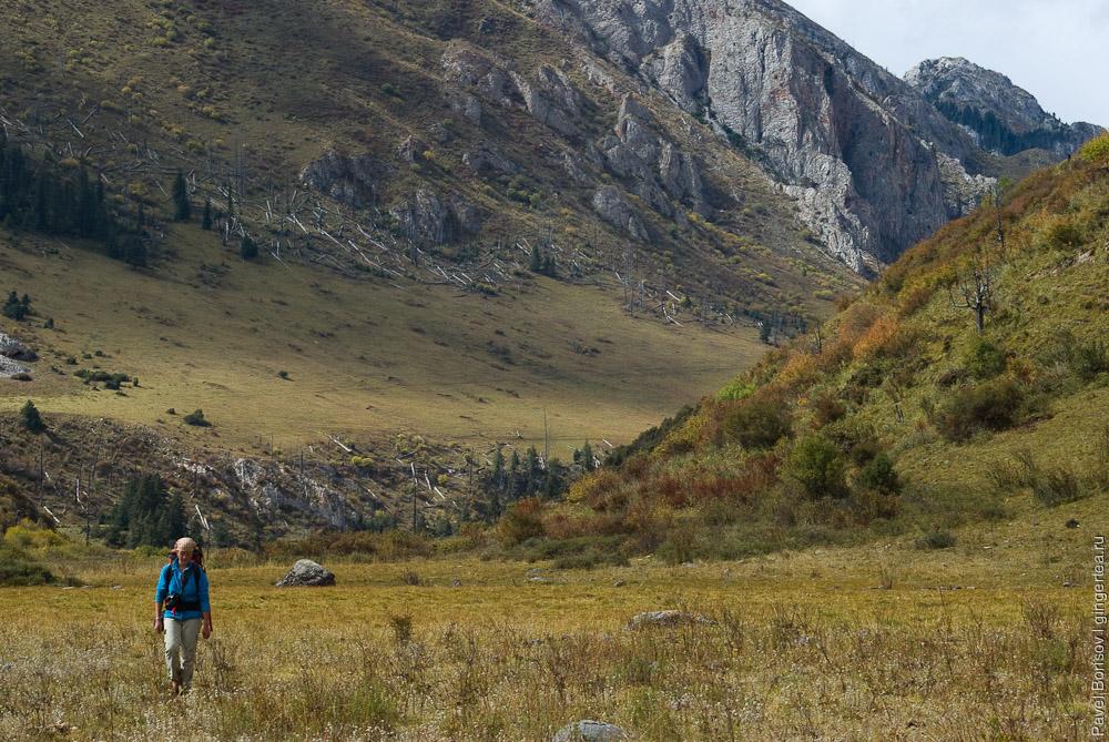 поход в Китае, Сычуань, trekking in Sichuan province