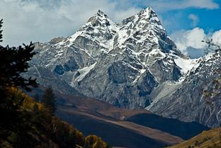 К снежной горе Гьеньен. Путешествие по Южной Сычуани, часть 3
