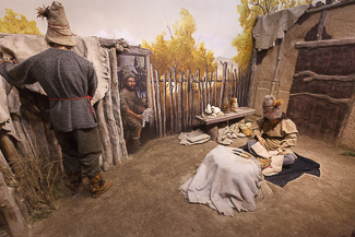 Древние лепешки, штаны и мумии. Музей Синьцзян-Уйгурского автономного района