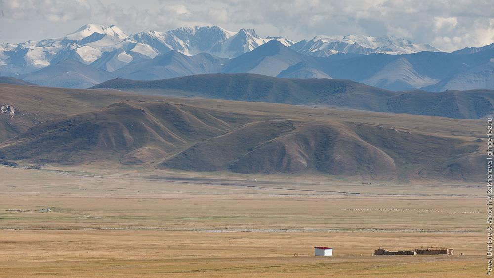 долина Малого Юлдуза в Китайском Тянь-Шане