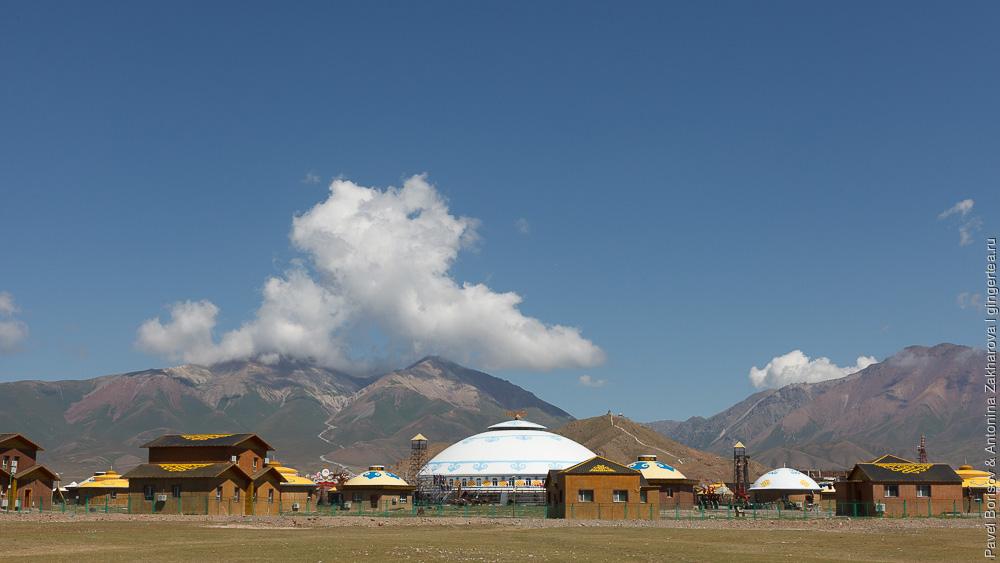 достопримечательности в Баян-Булаке, Китай