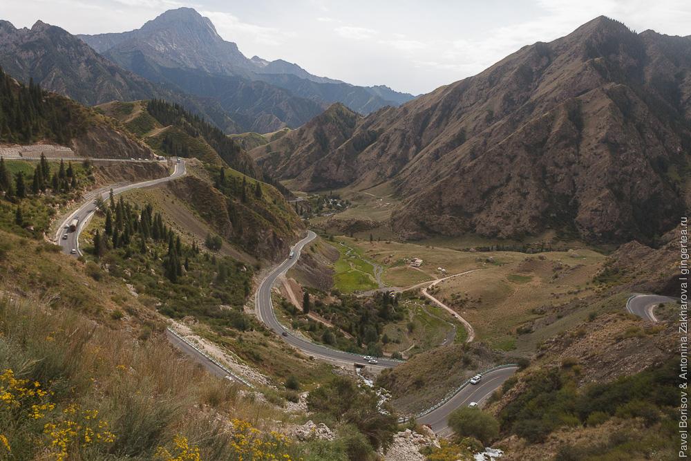 Зачем велорюкзаку лямки? На двух колесах и пешком по Китайскому Тянь Шаню