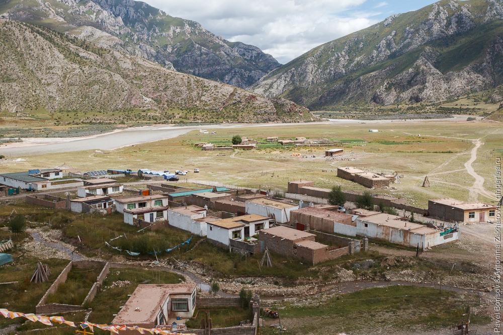 тибетский городок