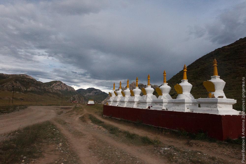 тибетские ступы