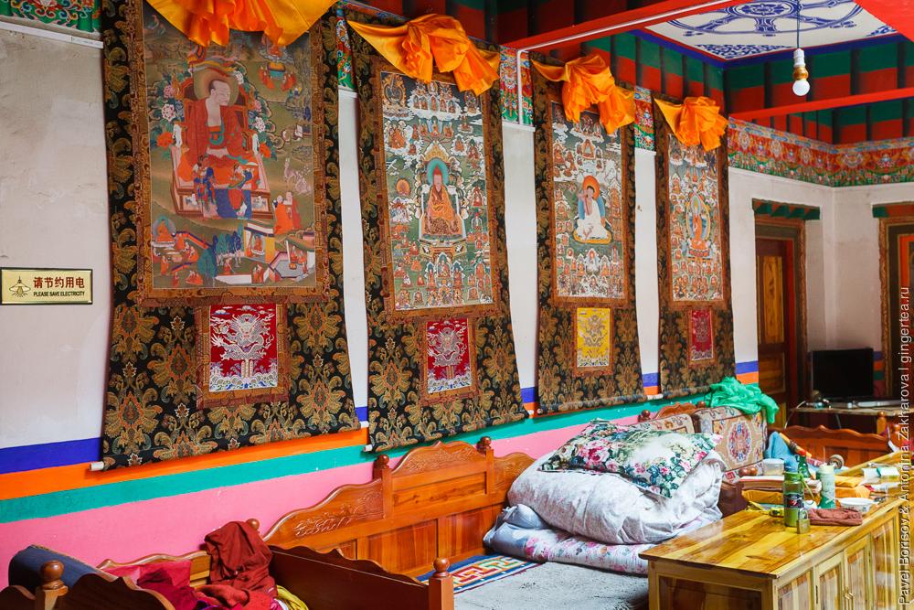 тибетские тханки