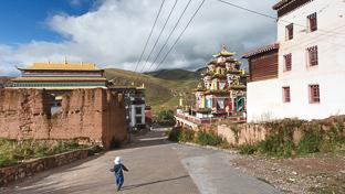 Дасубэньсы ― маленькая Лхаса на границе Тибета