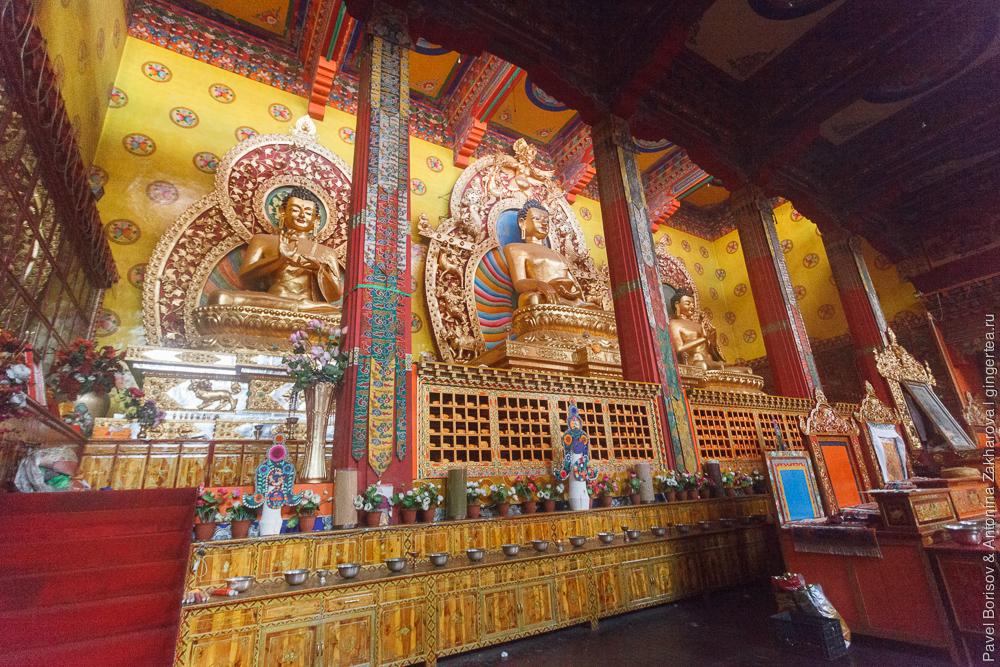 будды трех времен