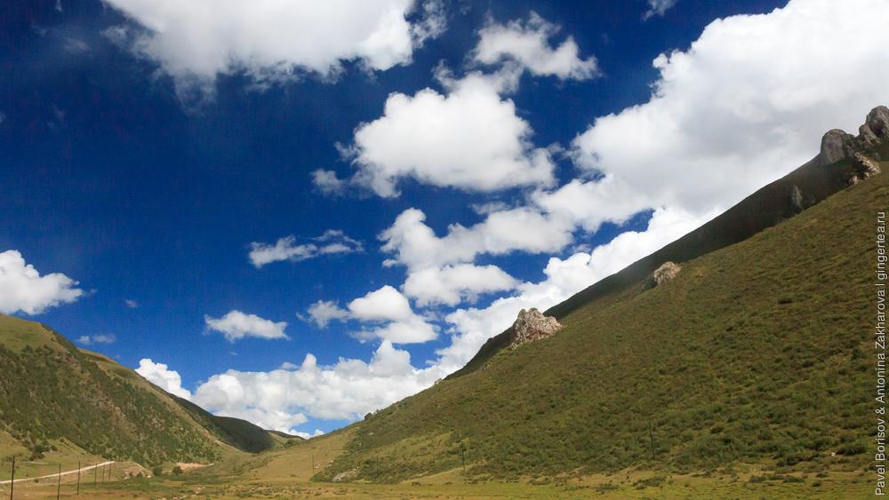 Цинхай, Китай, Восточный Тибет