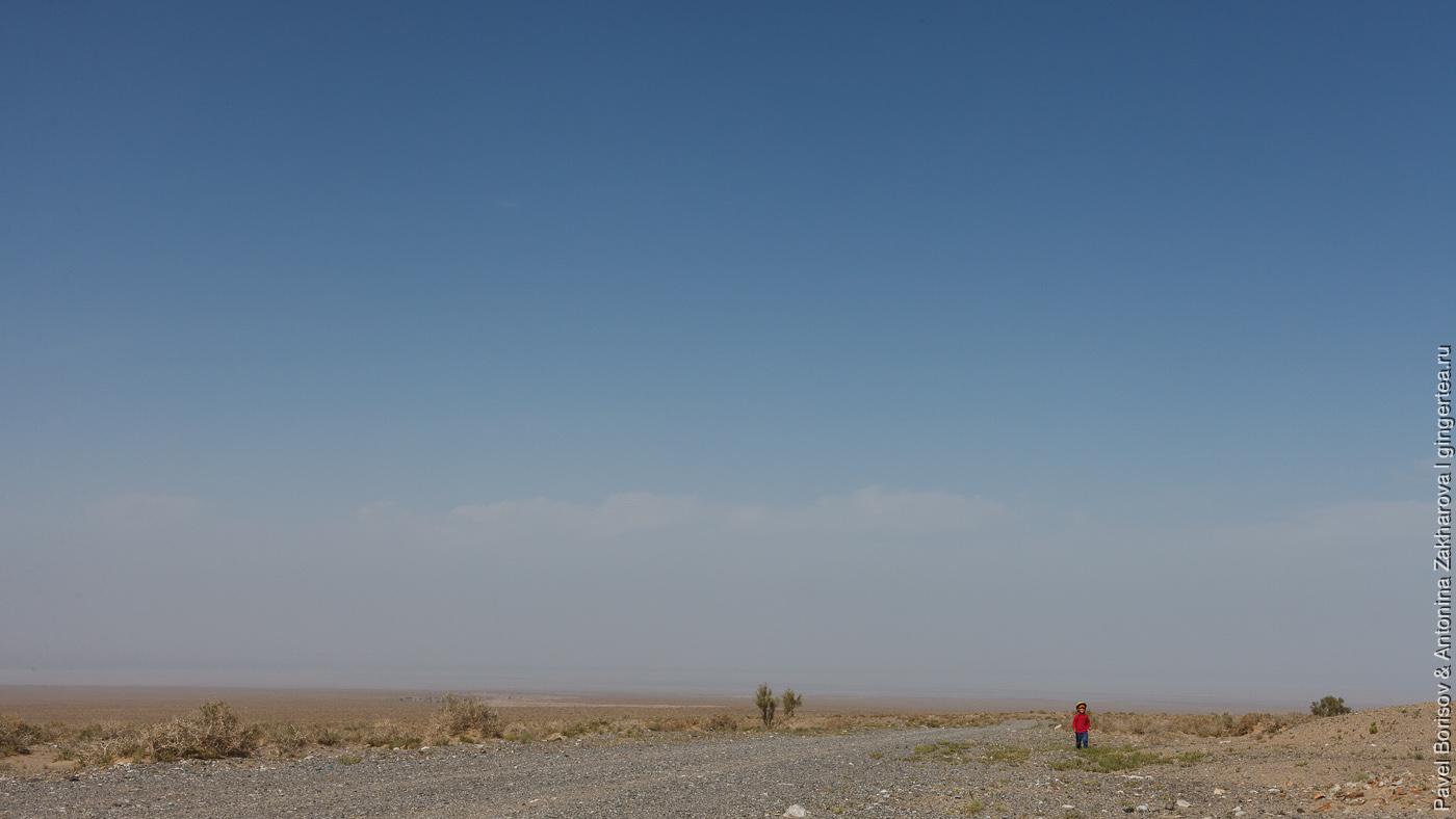За сухим туманом. По заброшенной дороге через Куньлунь