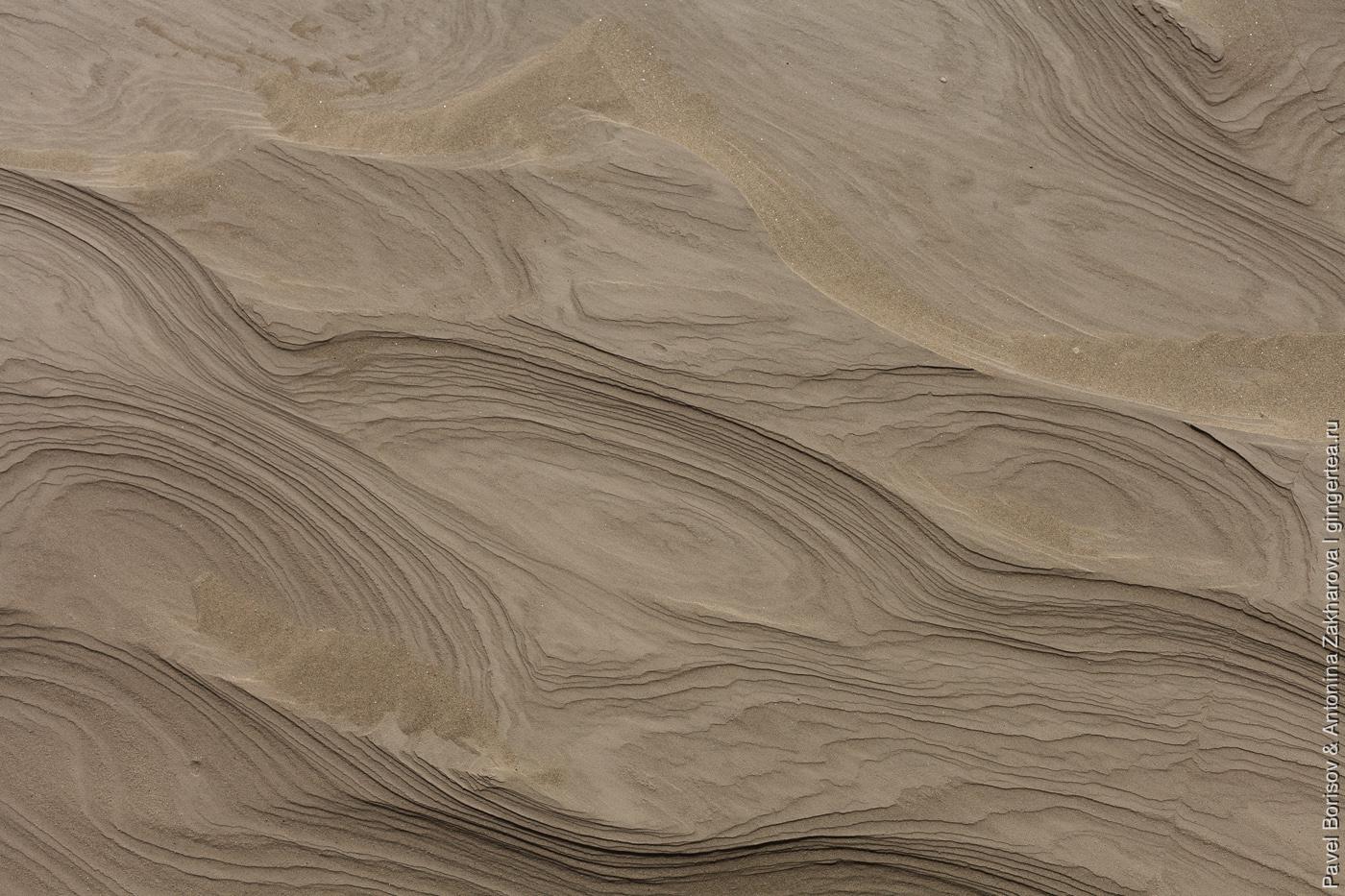 эрозия в пустыне