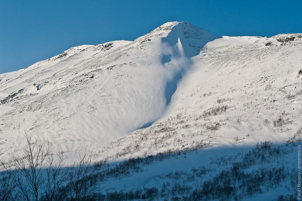 8 марта в новом стиле   по зимним Хибинам на лыжах