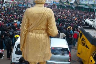 Борщ по-Дарджилингски, или как мы участвовали в забастовке бенгальских гурков