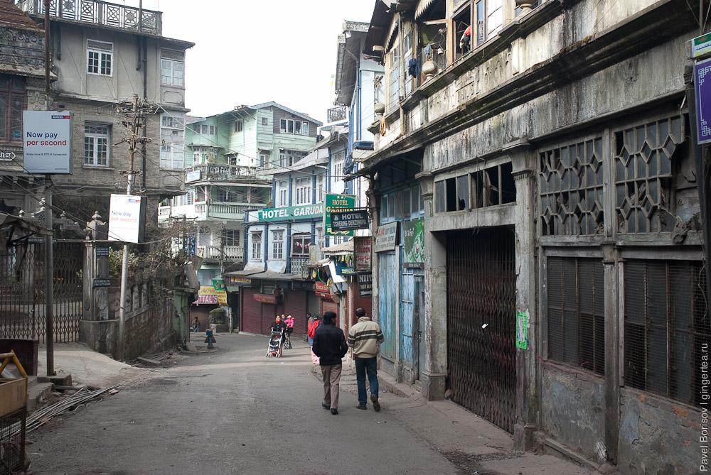 Борщ по Дарджилингски, или как мы участвовали в забастовке бенгальских гурков