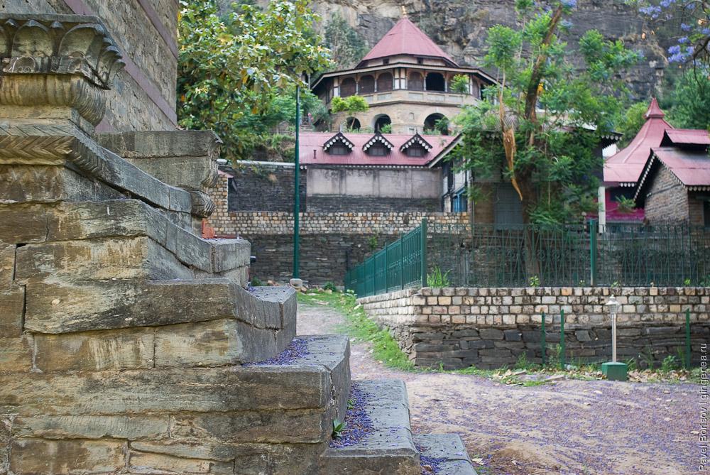дворец в Рампуре, Rampur palace