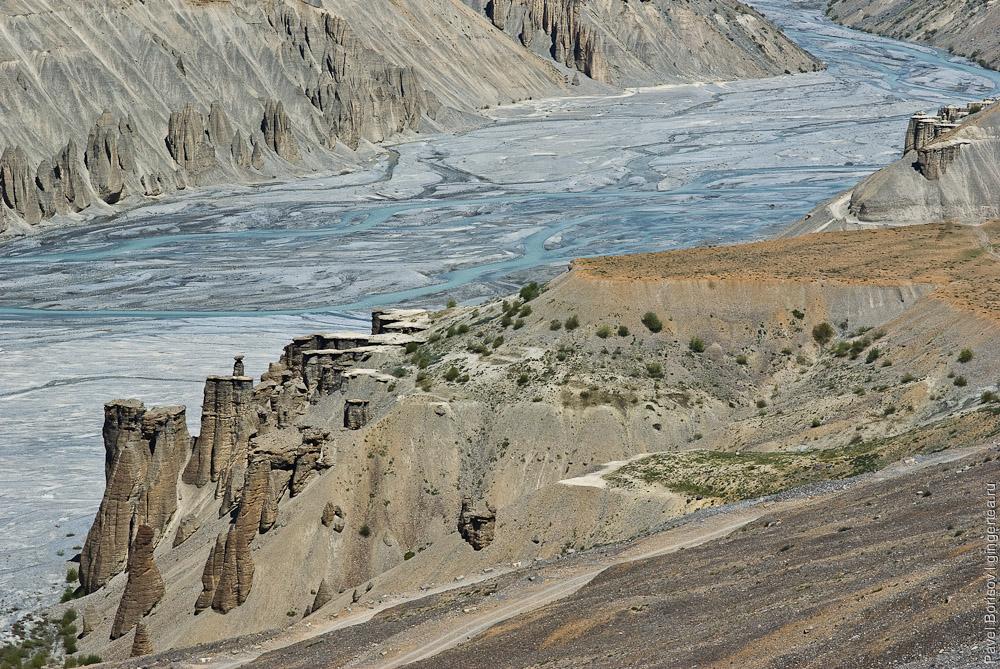 долина Спити на севере Индии