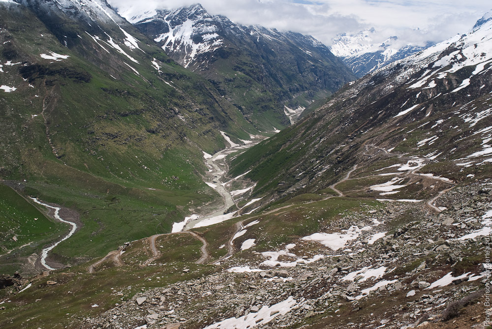 перевал Ротанг, Rohtang pass