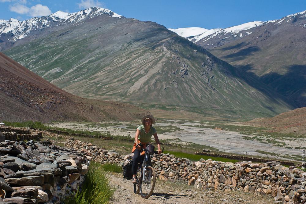 Экспедиция  GingerTea в Ладакх и Занскар в долине реки Каргьяк-Чу