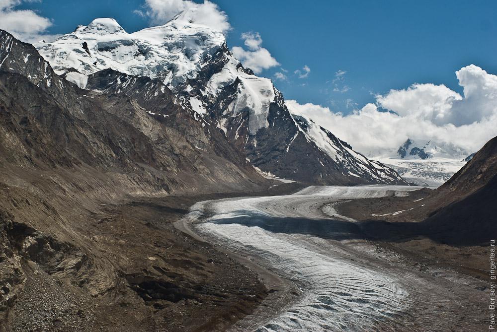 Ледник Дранг-Друнг, Занскар, Индия