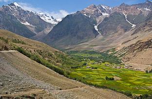 Вода, разделяющая мировые религии. Гималаи, Ладакх, Каракорум - глава 8