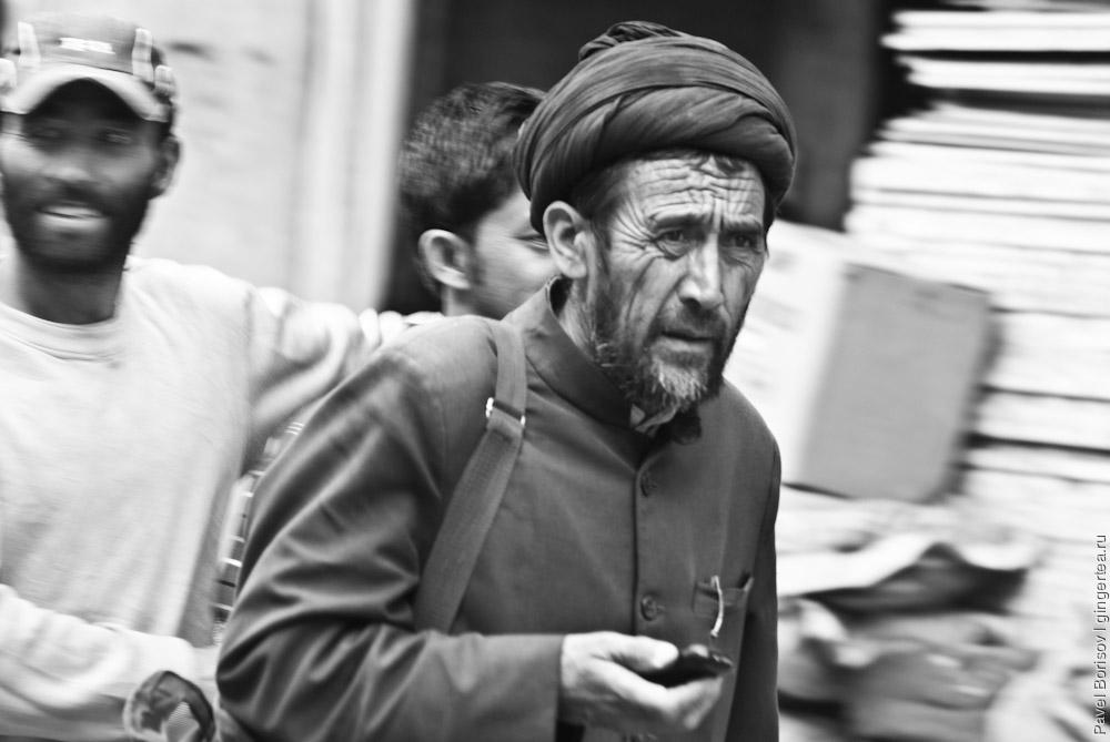 мусульмане в городе Каргил