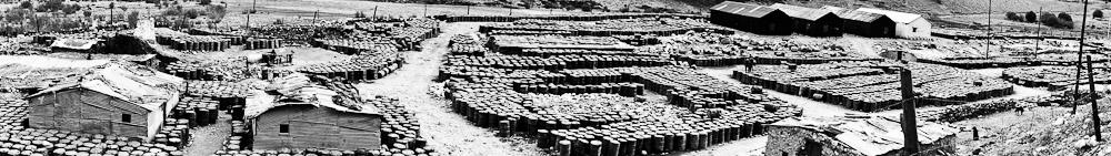 хранилище топлива для индийских военных в долине Инда
