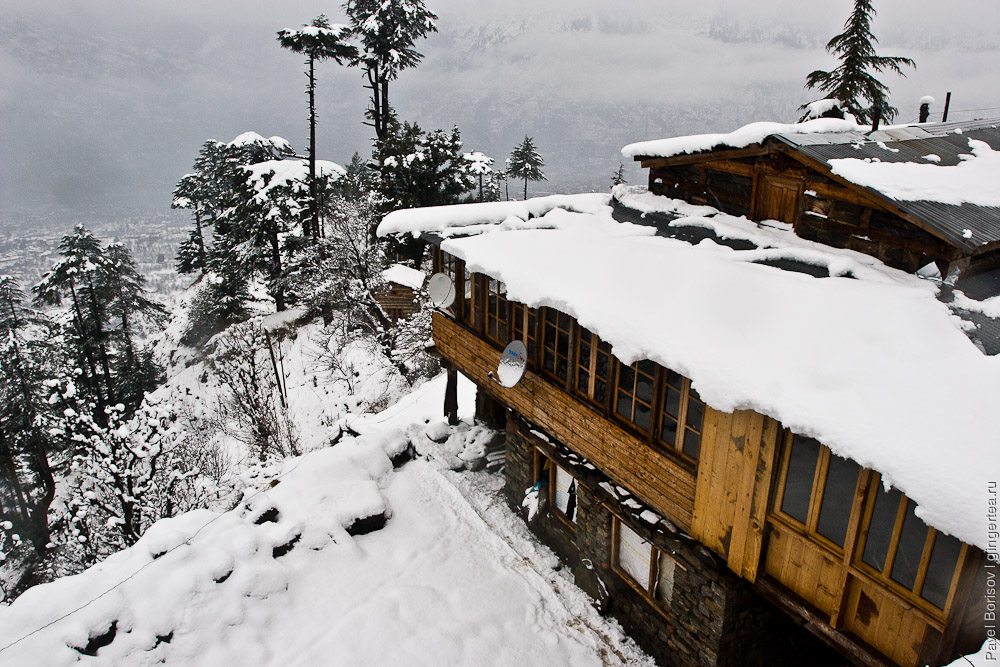 долина Куллу, Индия, Химачал Прадеш