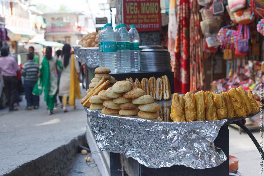 стрит фуд в Индии