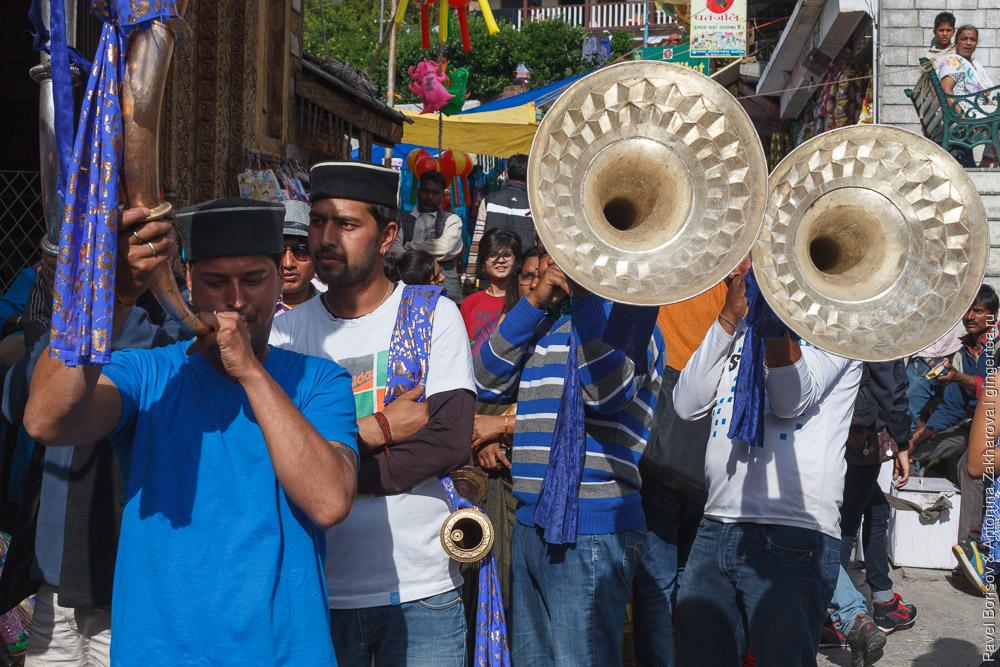фестиваль Биршу Мела в Васиште