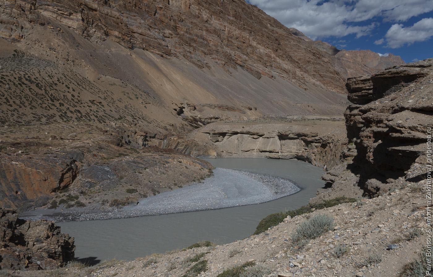 Река Малунг, Индийские Гималаи