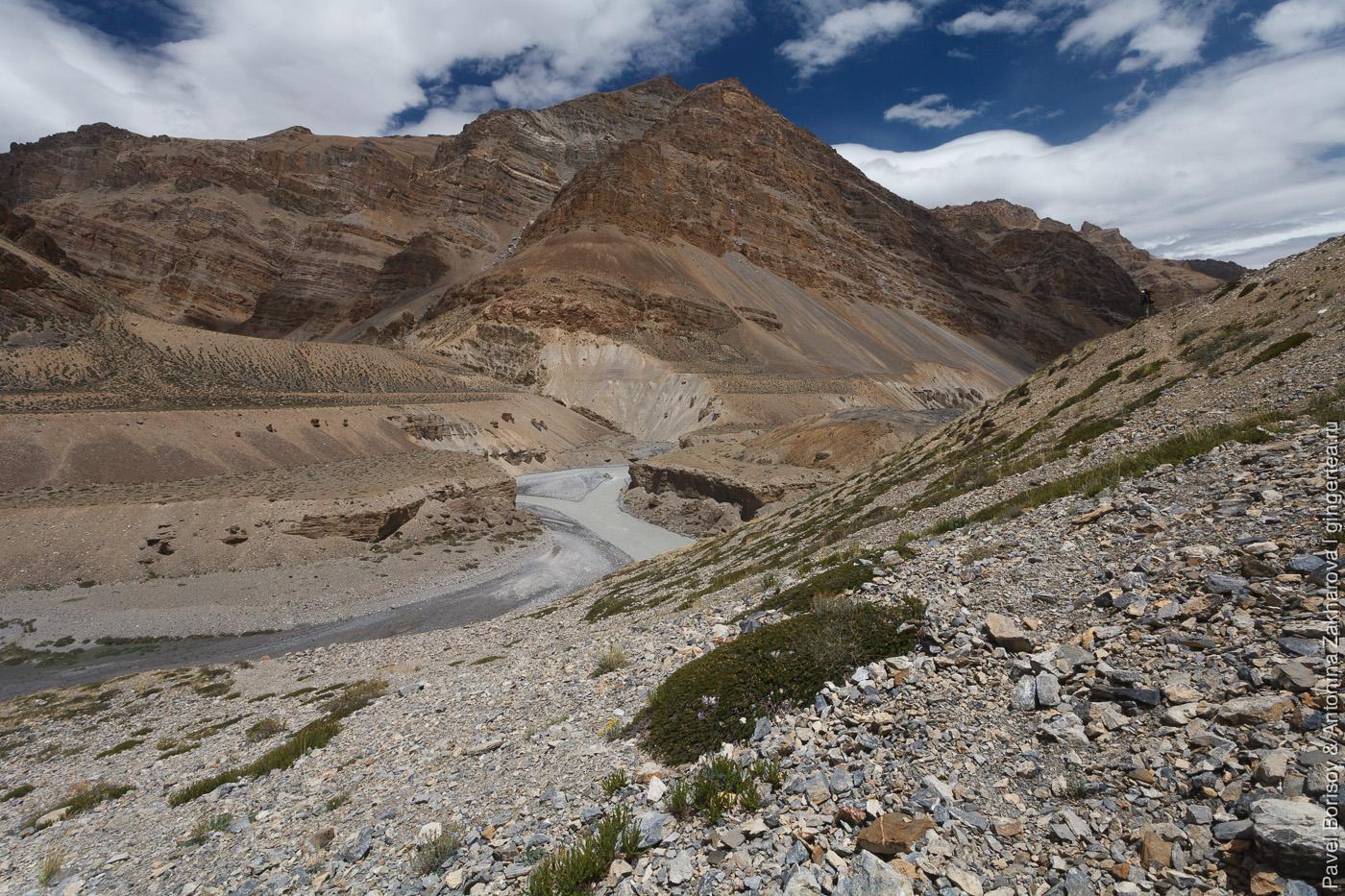 Прижимы Малунга, Индийские Гималаи