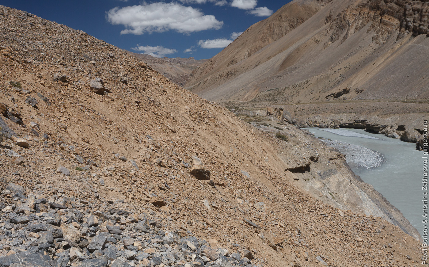 Каньон Малунга, Индийские Гималаи