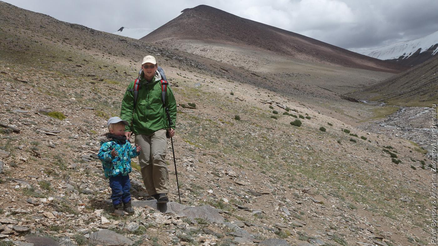 Детская акклиматизация к высокогорью