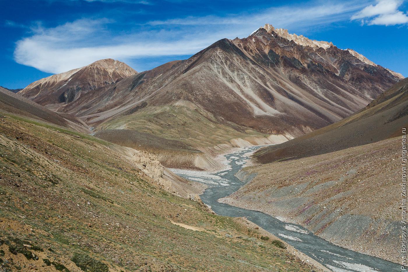 Гималайский водораздел. «Детский» поход в Ладакх и индийские Гималаи (часть 4)