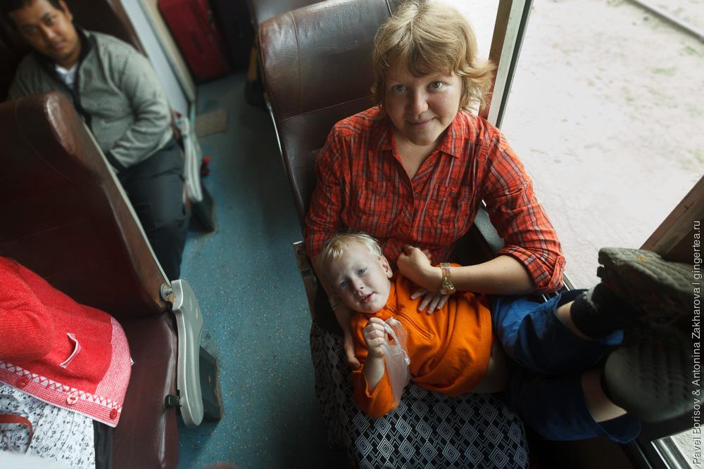 вагон первого класса Дарджилингская Гималайская железная дорога