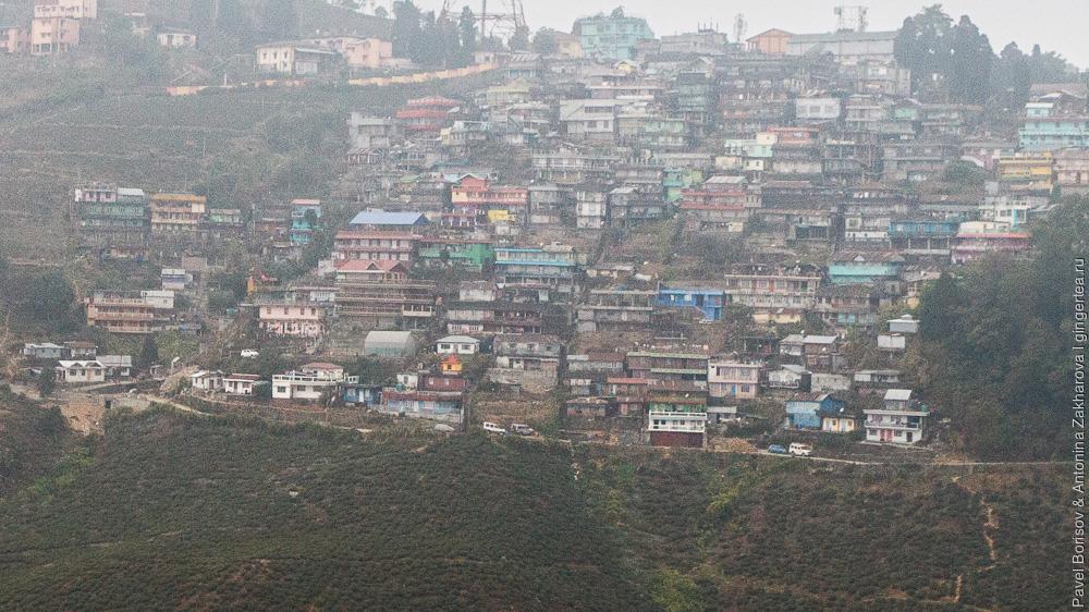 Курсеонг Дарджилингская Гималайская железная дорога