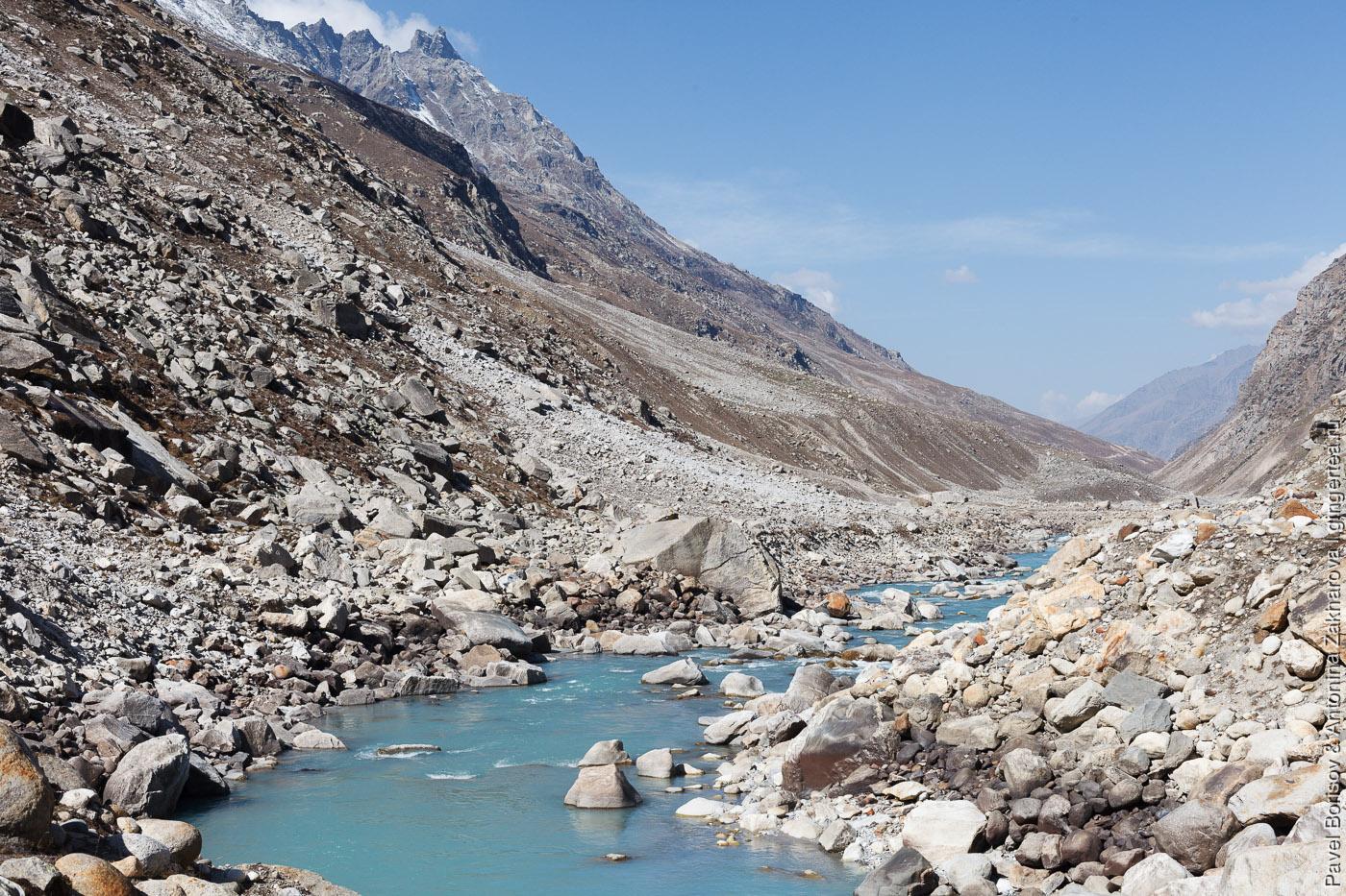долина реки Чандра, Индийские Гималаи