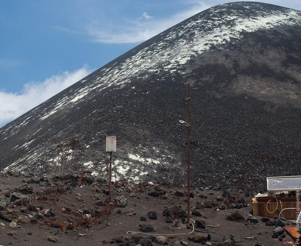 Гостиница Жерло : как мы поднимались на вулкан Кракатау
