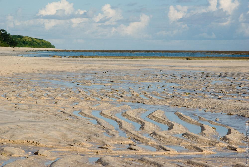 Черепашьи пляжи на острове Сумбава
