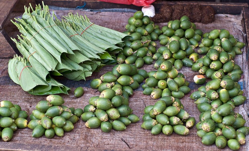 Экзотические фрукты в Индонезии